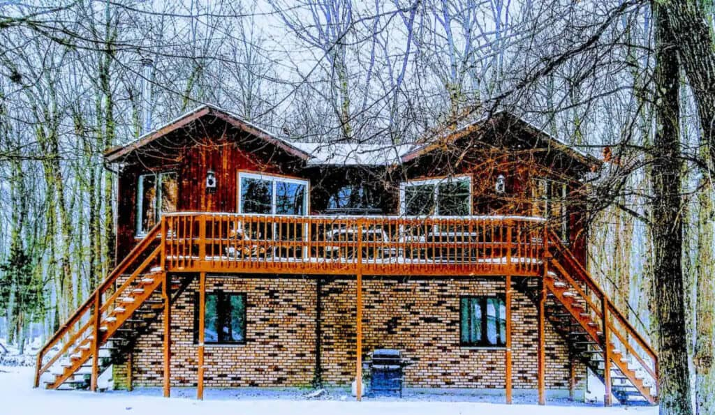 Family Cabin in a Private Community
