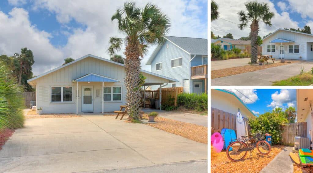 New Smyrna Beach Pet Friendly Quaint cottage