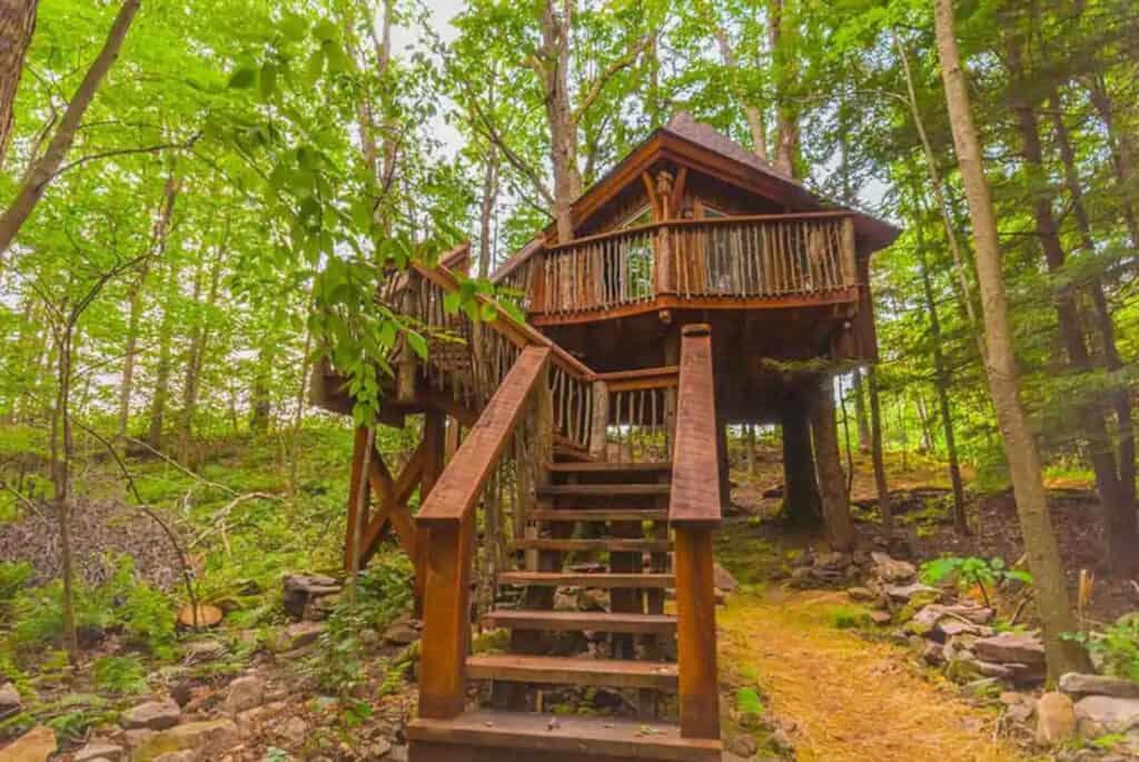 Tree House Retreat Near Ohiopyle