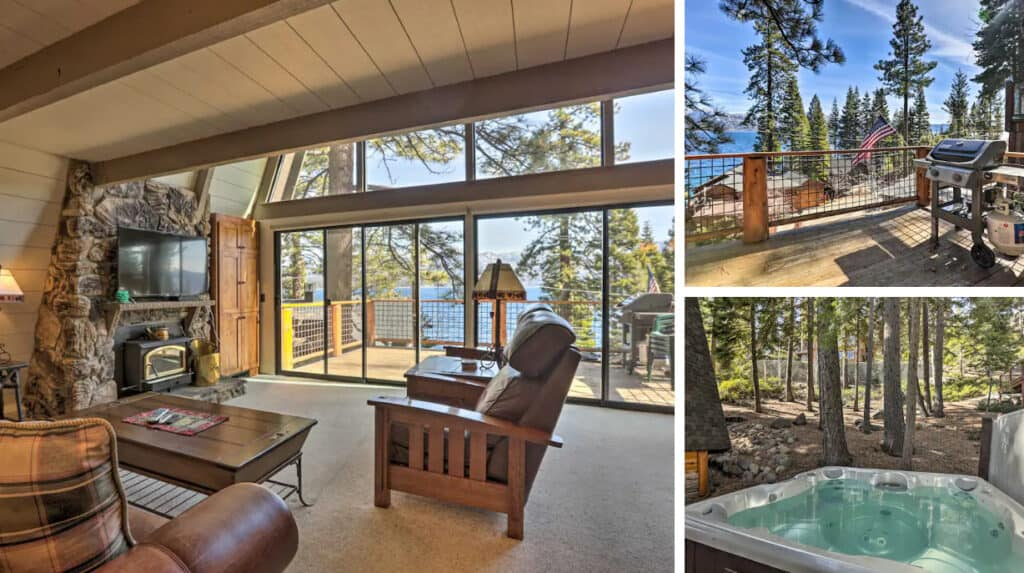 Beautiful Pet Friendly Cabin with Picturesque Views