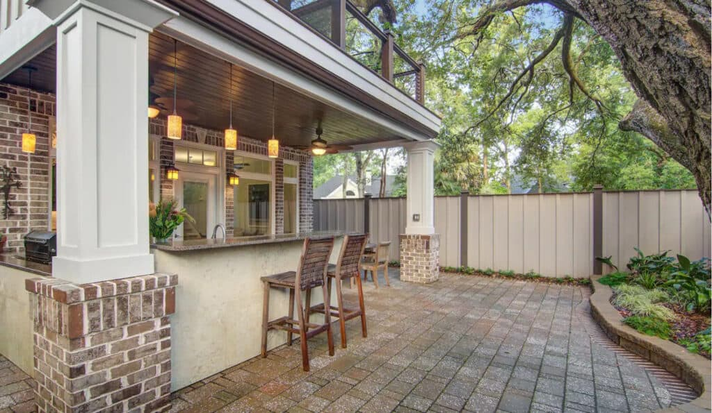 Isle of Palms Modern Home with Amazing, Fenced Outdoor Space