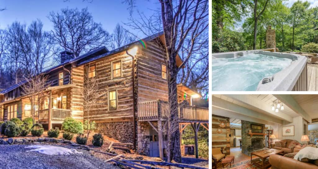 Large, luxurious Cabin with Many Amenities