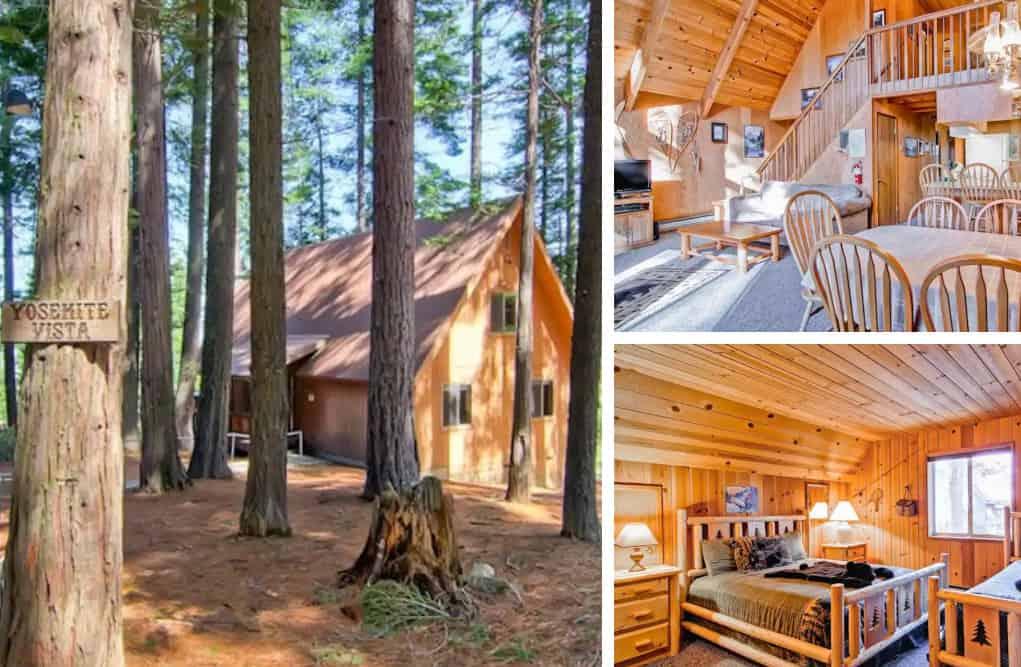 Mountain Retreat in Yosemite West