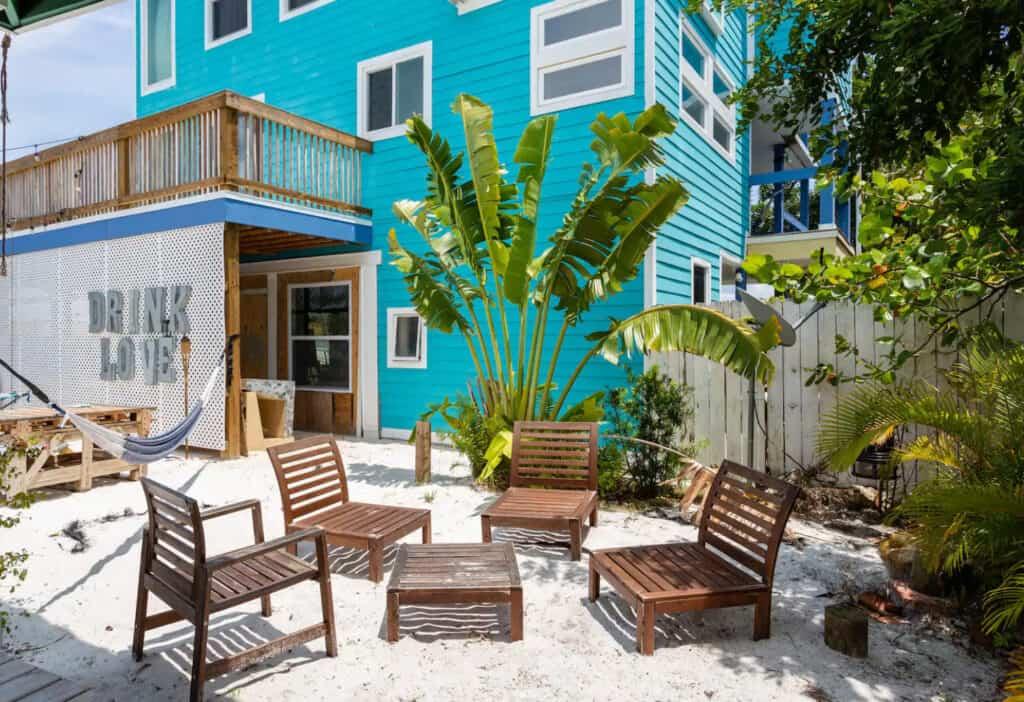 Pet Friendly Beach Cabin Florida