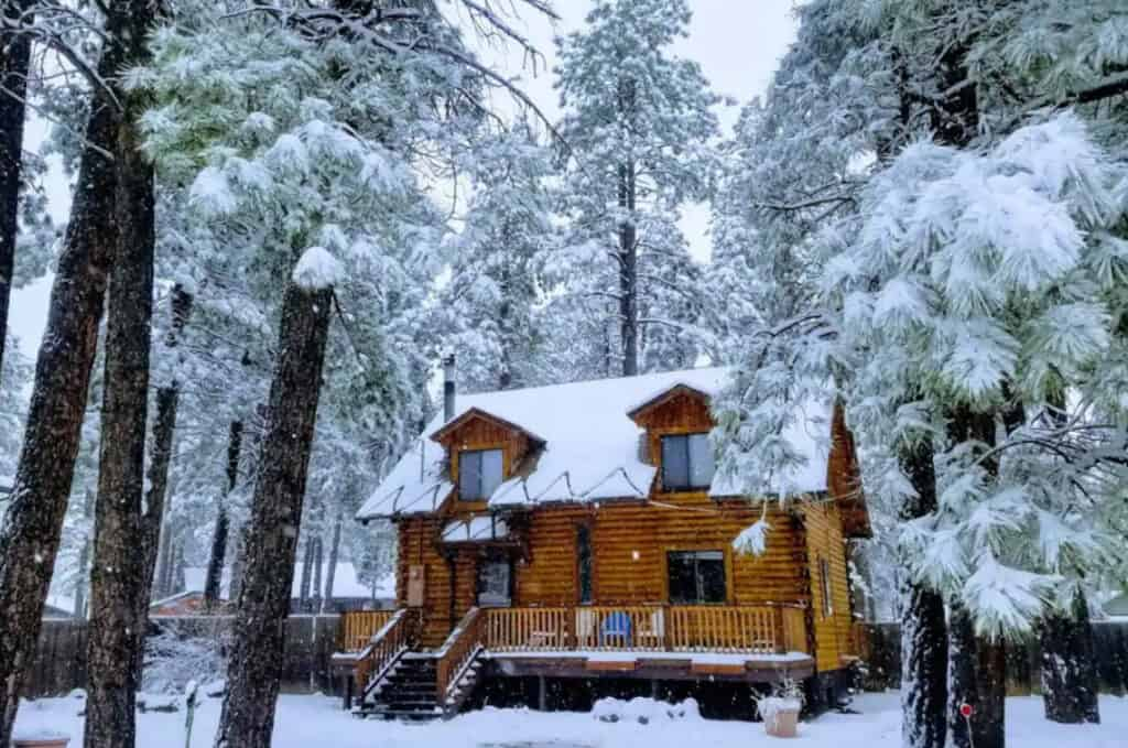 The Basecamp Cozy Cabin
