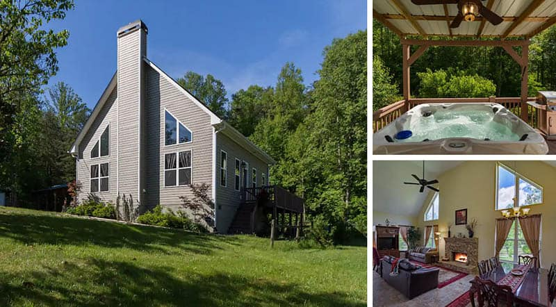 Foxwood Retreat North Carolina Pet-Friendly Airbnb
