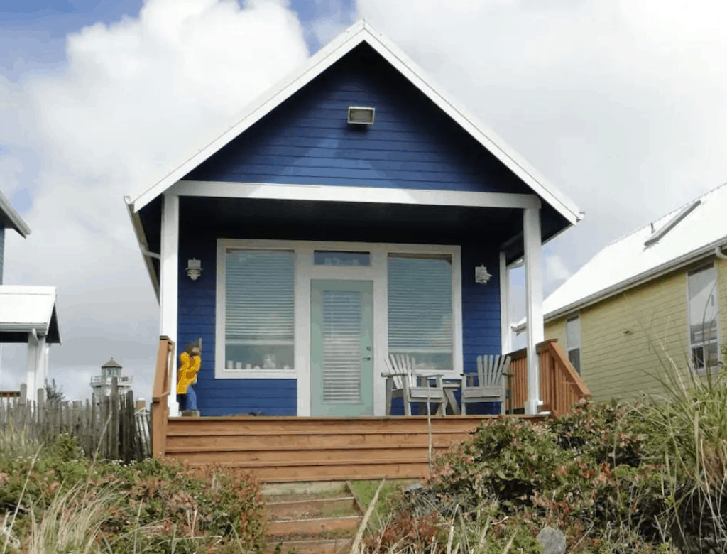 Ocean Shores Oceanfront Cottage With Amazing Views