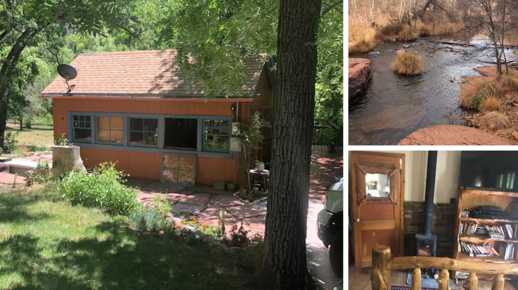 Secret Mountain Homestead Cabin Near West Fork Trail Pet Friendly
