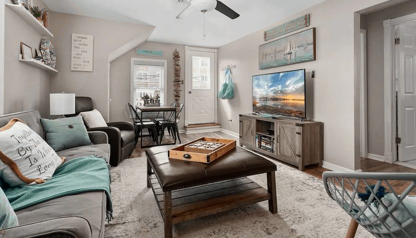 Cape May Pet-Friendly Airbnb Rental