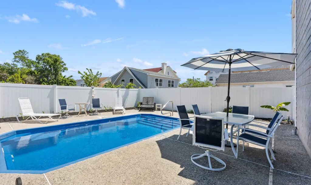 Cape May Pet Friendly Vacation Rentals with Pool