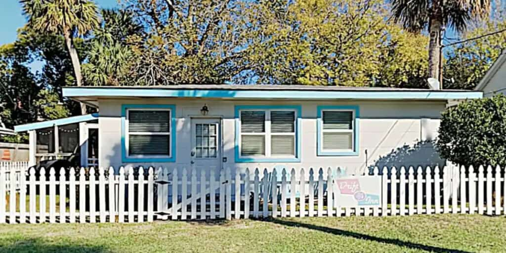 Fenced South Tybee Island Cottage Pet Friendly