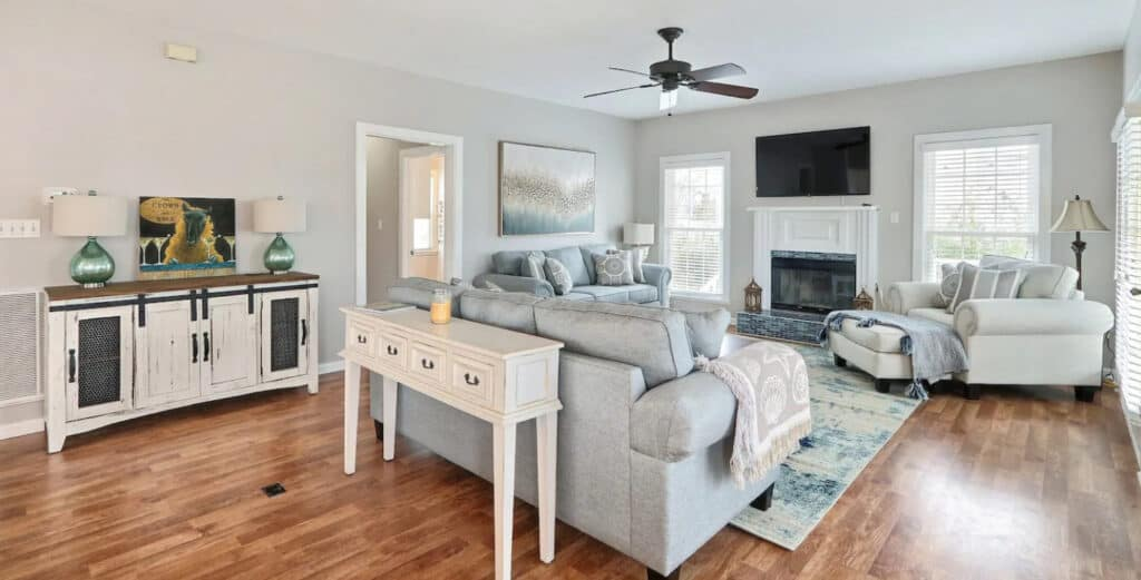Luxury Home with Private Beach Entrance & Elevator in Tybee Island