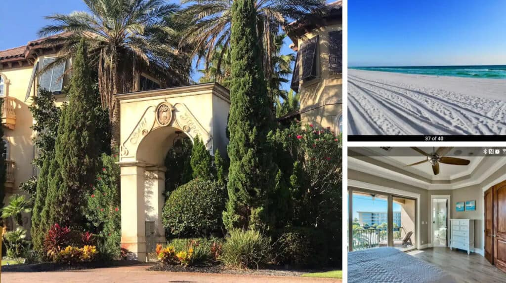 Miramar Beach Luxury Home Pet Friendly