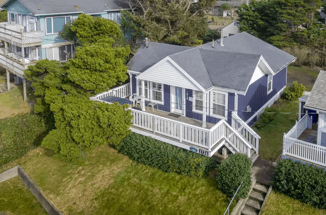 Oregon Airbnb on the Coast Pet Friendly