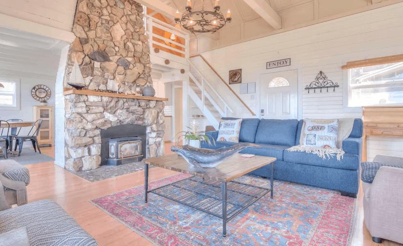 Oregon Coast Dog Friendly Vacation Airbnb Rental