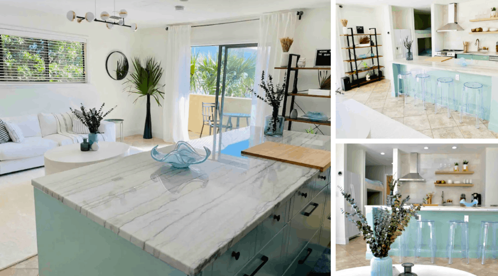 The White Sand with Private, Gated Beach in Miramar Pet Friendly Airbnb
